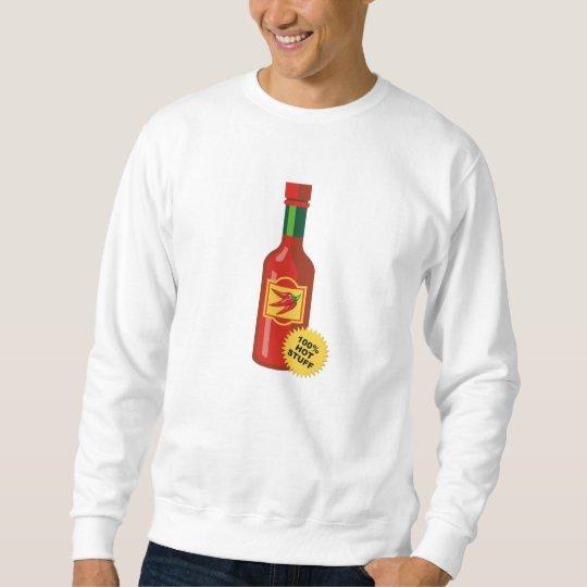 100% Hot Stuff Sweatshirt
