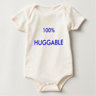 100%, HUGGABLE TRAJE DE BEBÉ