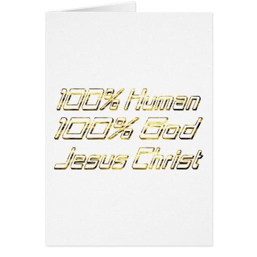 100% Human God Doré Cards
