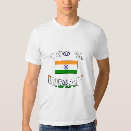 100% Indian T-Shirt