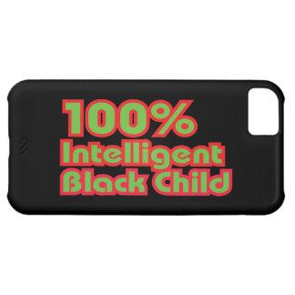 100% Intelligent Black Child Cover For iPhone 5C