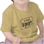 100% Iowa Beef T Shirts