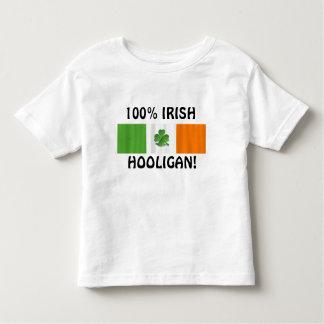 100% Irish Hooligan Flag Shirt