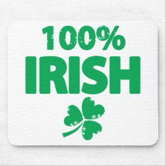 100% Irish Mouse Pad