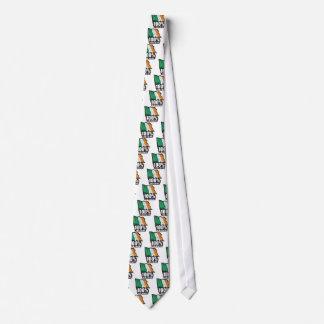 100% Irish Proud to Be Irish Tie