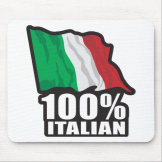 100% Italian Mouse Pad