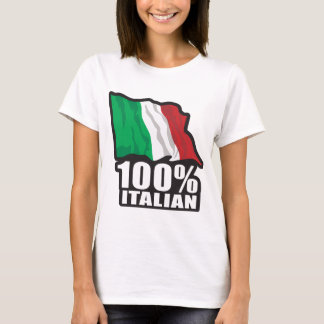 100% Italian T-Shirt