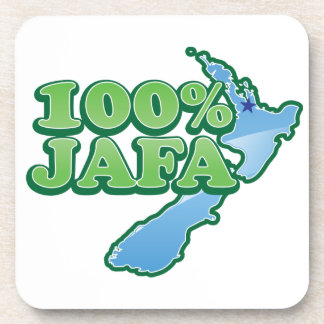 100% JAFA NEW ZEALAND kiwi design AUCKLAND Coaster