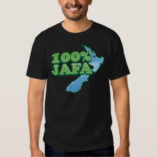 100% JAFA NEW ZEALAND kiwi design AUCKLAND T-Shirt