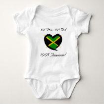 100% Jamaican Infant Creeper