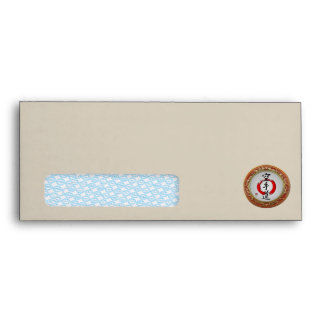 [100] Japanese calligraphy - Karate-do Envelopes