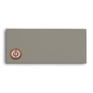 [100] Japanese calligraphy - Karate-do Envelope