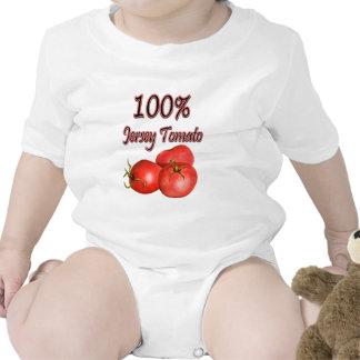 100% Jersey Tomato T-shirts