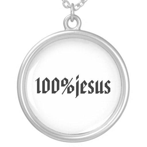 100%jesus pendientes