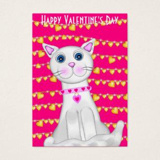100 Kitty Valentine's Day Cards
