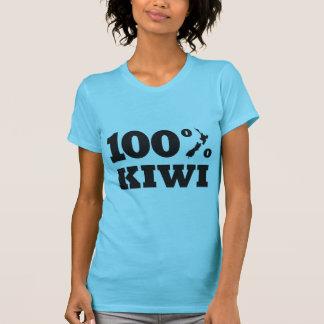 100% Kiwi New Zealand Tee Shirt