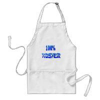 100% kosher Jewish gifts apron