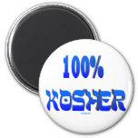 100% kosher Jewish gifts Magnet