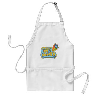 100% Kosher - Jewish Hebrew humor Adult Apron
