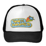 100% Kosher - Jewish Hebrew humor Hats