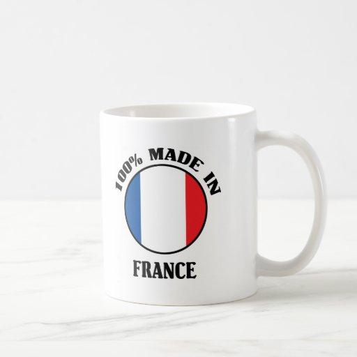 100 made in france coffee mug zazzle. Black Bedroom Furniture Sets. Home Design Ideas