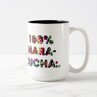 100% Maracucha! Two-Tone Coffee Mug