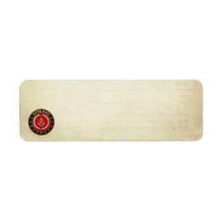[100] Master Mason, 3rd Degree [Special Edition] Label