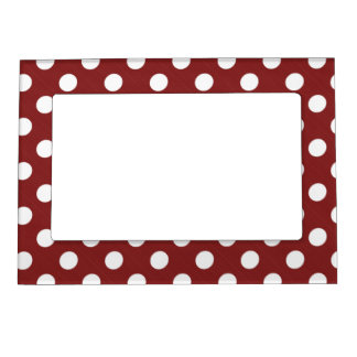 100 Match Decor : Shades Pattern Sparkle Spectrum Magnetic Photo Frame