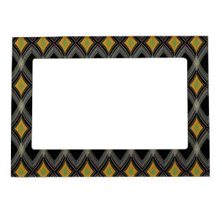 100 Match Decor : Shades Pattern Sparkle Spectrum Photo Frame Magnet