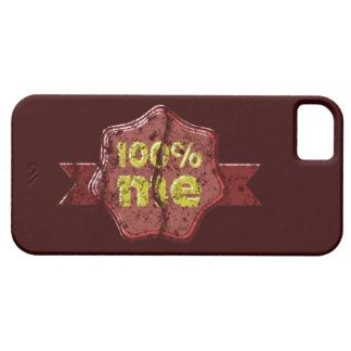 100 me grunge percent iPhone 5 Case-Mate cárcasas
