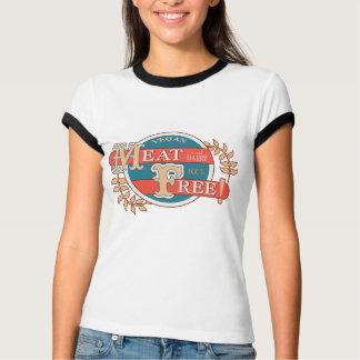 100% Meat Free Vegan T-Shirt
