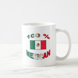 100% Mexican Coffee Mug