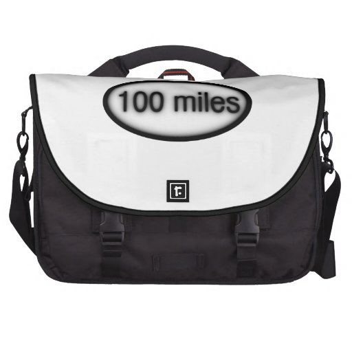 100 miles commuter bags
