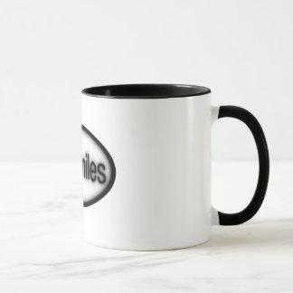 100 miles mug