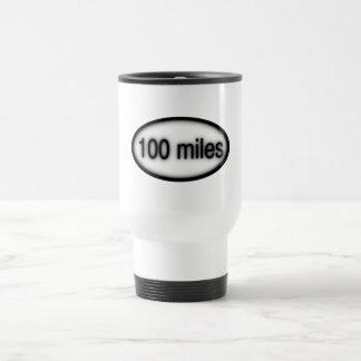100 miles travel mug