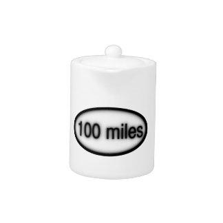 100 millas