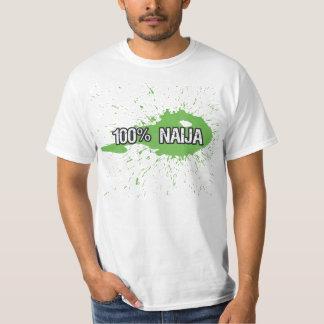 100%Naija Tee Shirts