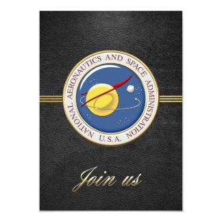 [100] NASA Emblem [3D] Card