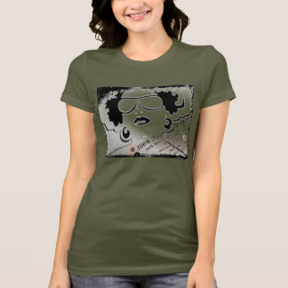 100% natural beauty-2 T-Shirt