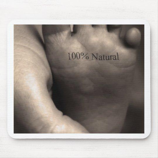 100% Natural Mouse Pad