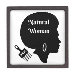 100% Natural Woman Gift Box