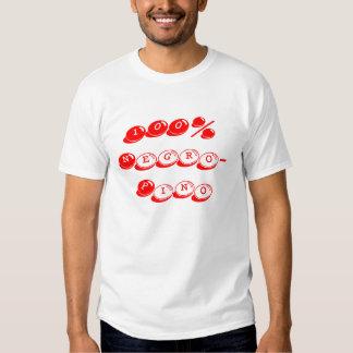 100% Negro-Pino T-Shirt