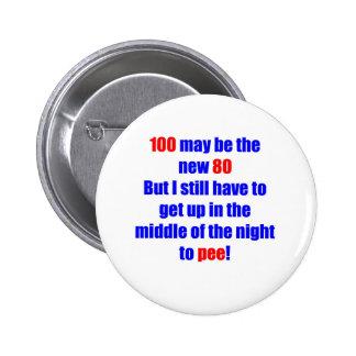 100 new 80 2 inch round button