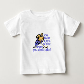 100% Of The Shots Baby T-Shirt