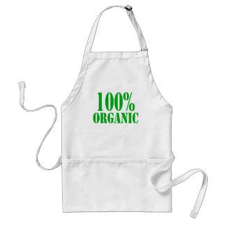 100% Organic Adult Apron