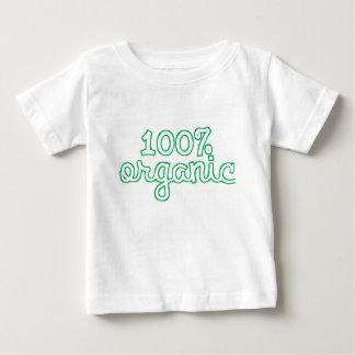 100% Organic Baby T-Shirt