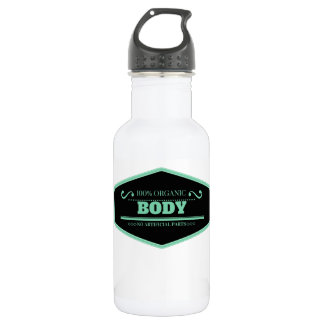 100% Organic Body Water Bottle