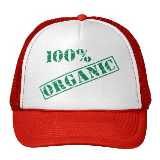 100% ORGANIC Earth Day Trucker Hat