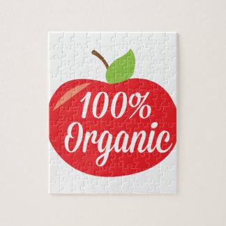 100% Organic Jigsaw Puzzles