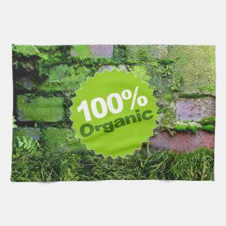 100 Organic Towels